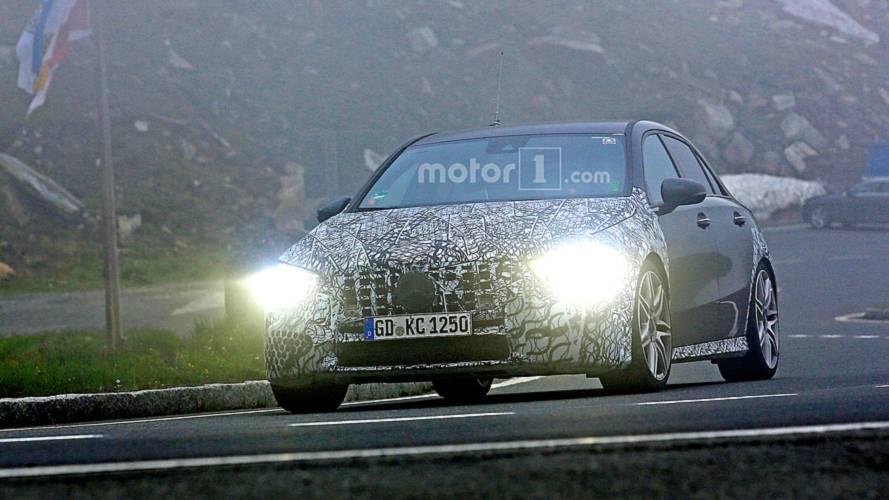 421 lóerővel debütálhat a Mercedes-AMG A45 S