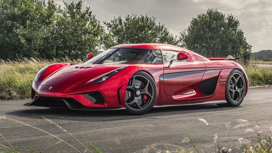 2020 Koenigsegg Hybrid Supercar To Cost Roughly $1.14 Million