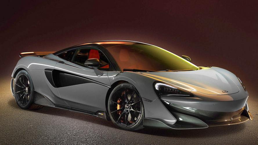 McLaren 600LT: Ein neuer Longtail