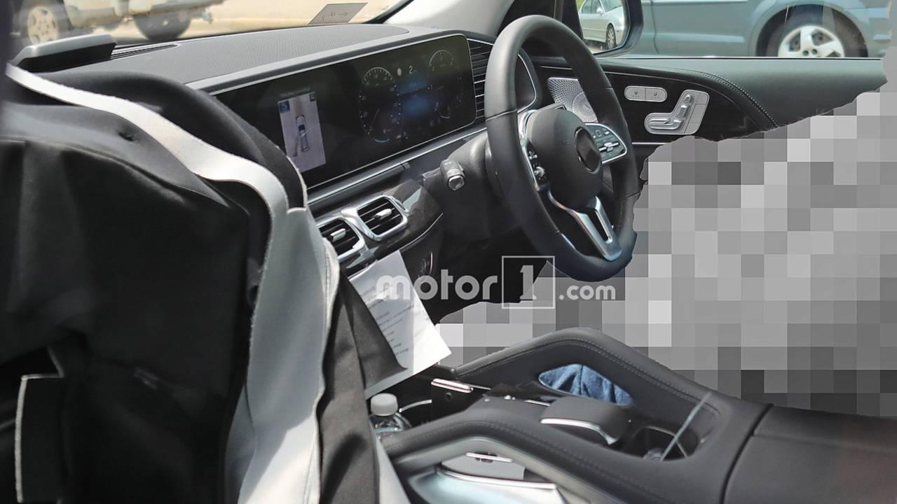 2019 Mercedes GLE Kabin Casus Fotoğraflar