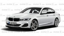 So könnte der neue BMW 3er aussehen