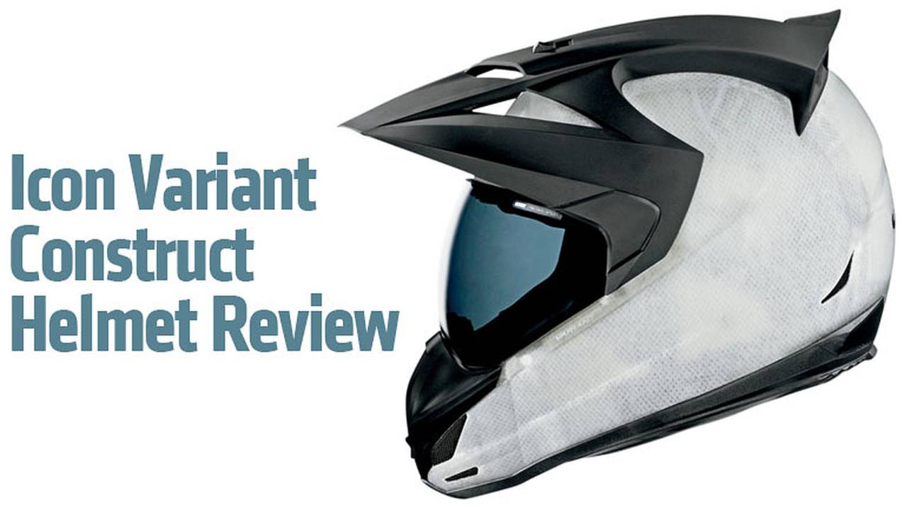 Gear: Icon Variant Construct Helmet Review