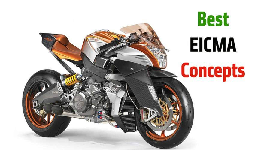 The 10 Best Concept Bikes Of EICMA Past