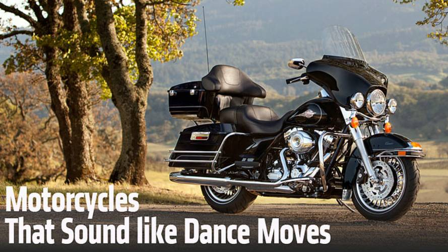 Motorcycles That Sound Like Dance Moves
