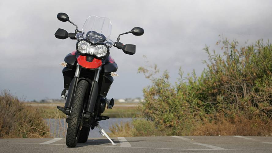 RideApart Review: Triumph Tiger 800 XC
