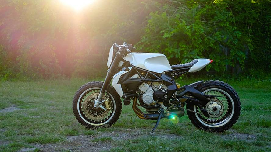 Win a Custom MV Augusta Brutale from the MotoLady