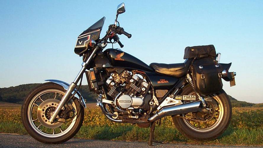 Kickstand - The Strange Case of the Asian 700s and Honda's 1985 VF700C
