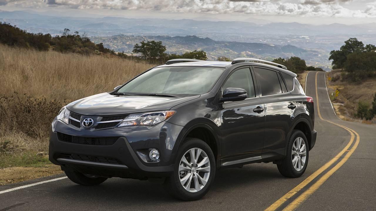 DriveApart Review: 2013 Toyota RAV4