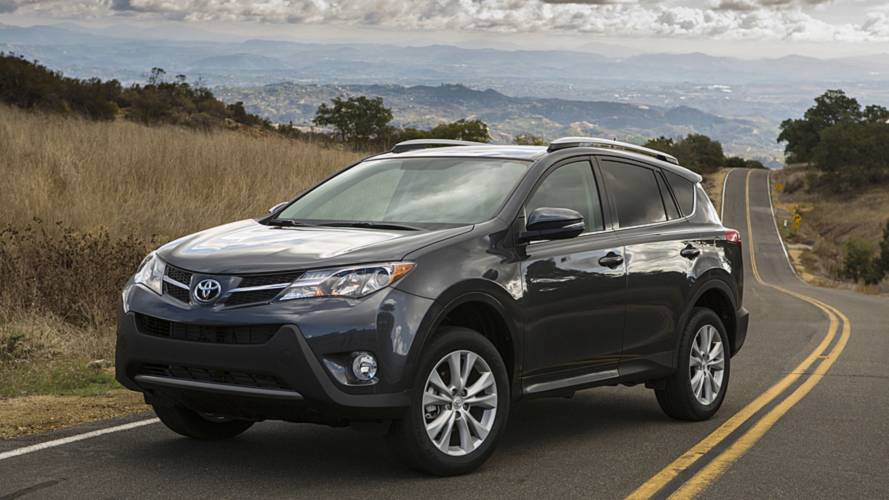 DriveApart Review: 2013 Toyota RAV4