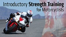 introductory strength training for motorcyclists