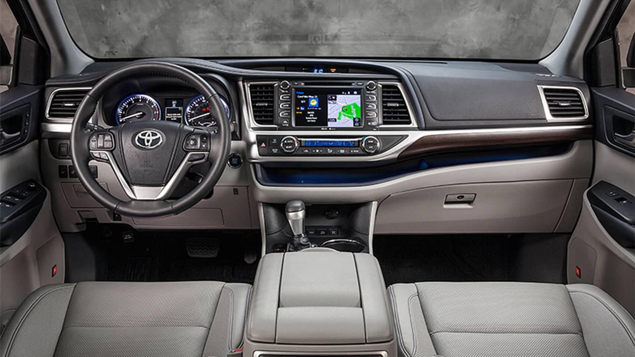 Toyota Highlander Cargo Space >> Review: 2014 Toyota Highlander