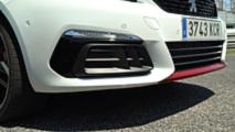 Teaser prueba Peugeot 308 GT y GTi