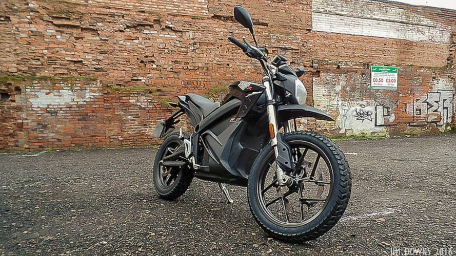 Zero DSR Brings the 'Whee!': Ride Review