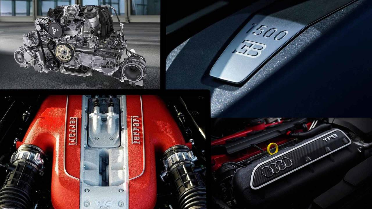 These Are The Most Powerful Engines By Cylinder Count