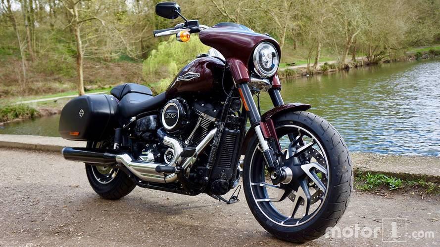 Essai Harley-Davidson Sport Glide