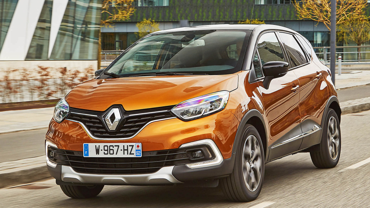 Renault Captur Energy 0.9 TCe 90