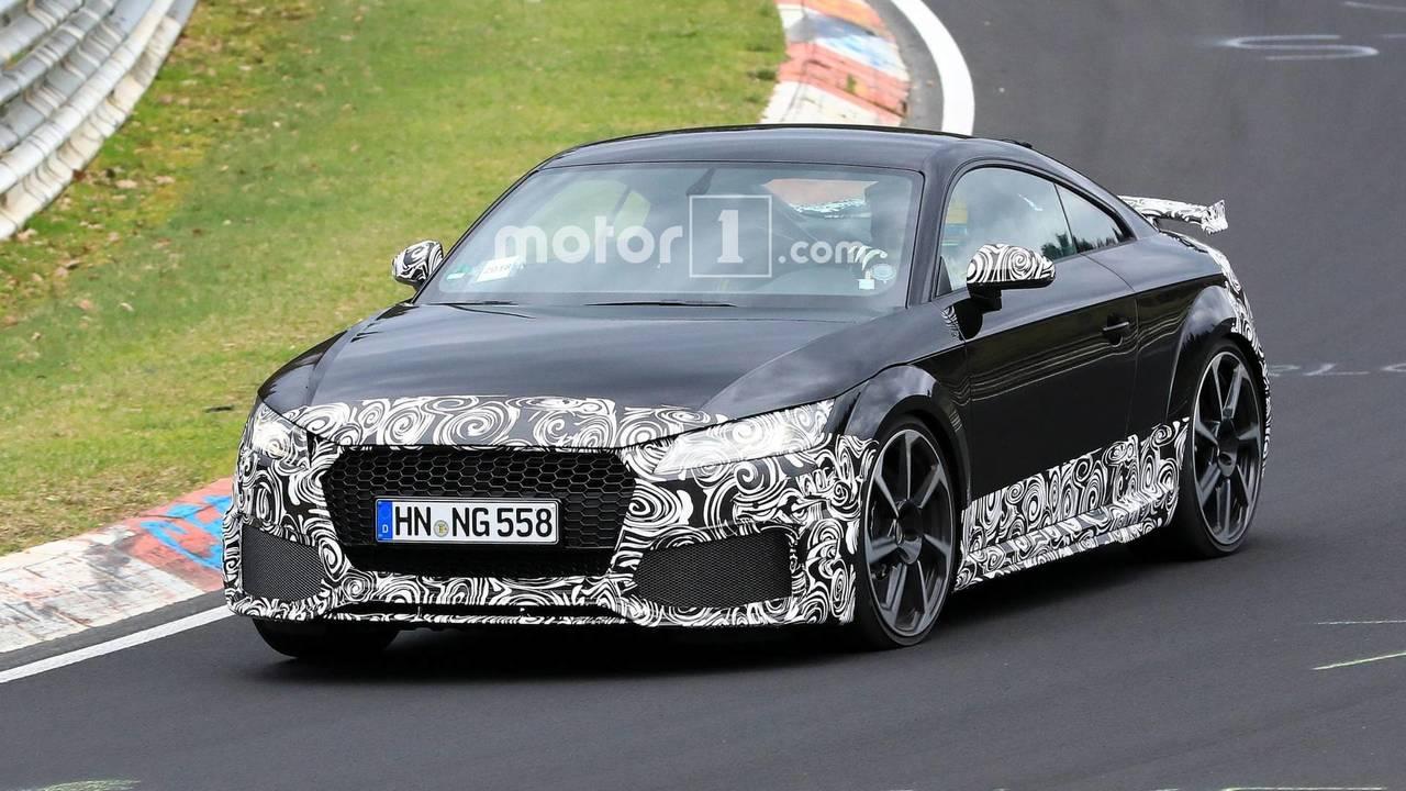 Audi TTRS 2018