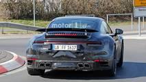 Nuova Porsche 911 Turbo - Foto Spia