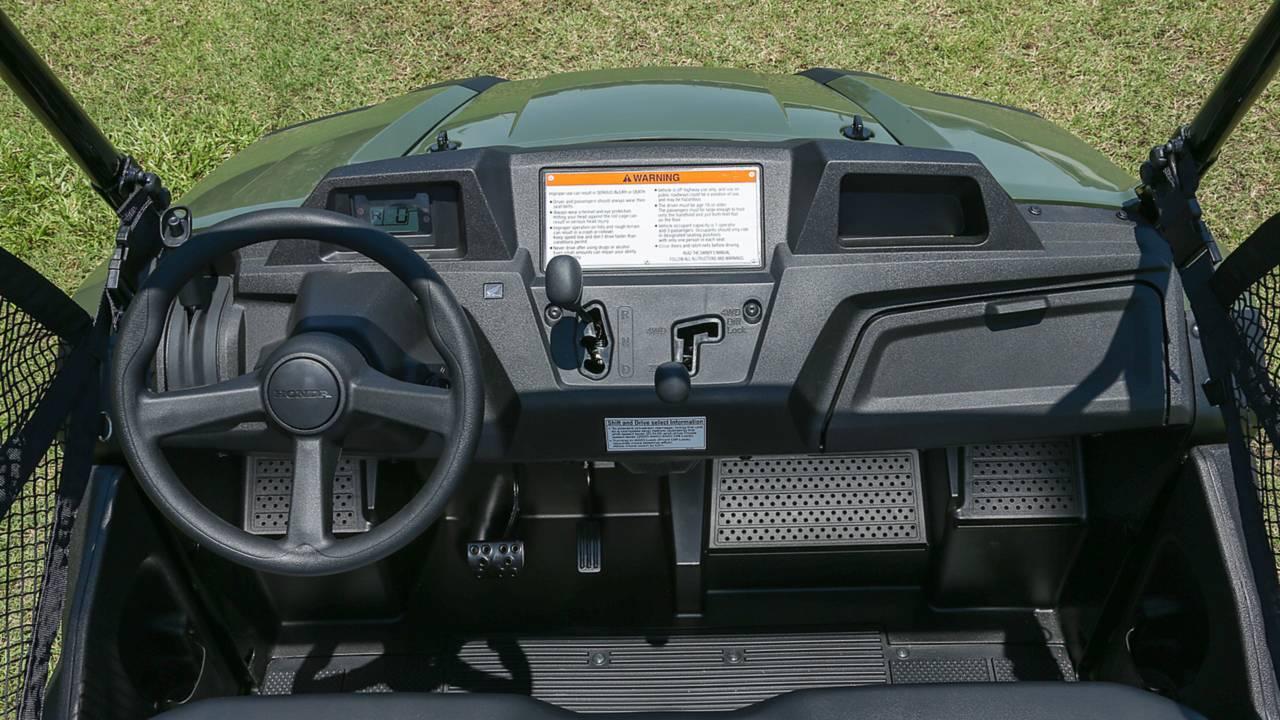 Honda Pioneer Reviews >> Rideapart Review Honda Pioneer 700 4