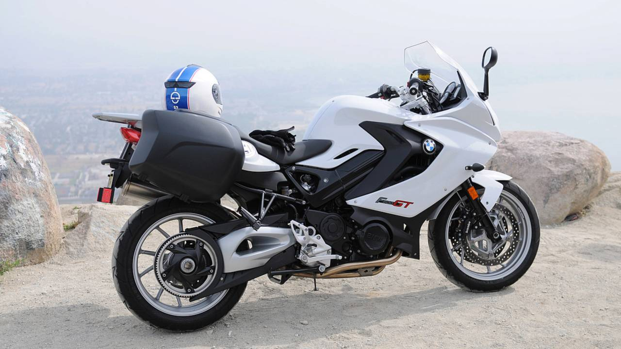 RideApart Review: 2013 BMW F800GT