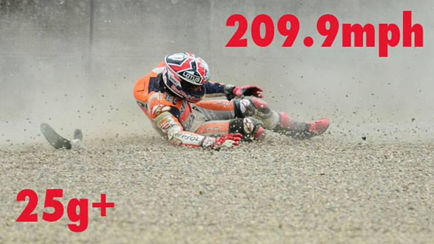 By The Numbers: Marc Marquez's Mugello Crash