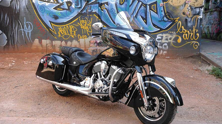 First Ride: 2014 Indian Chieftain