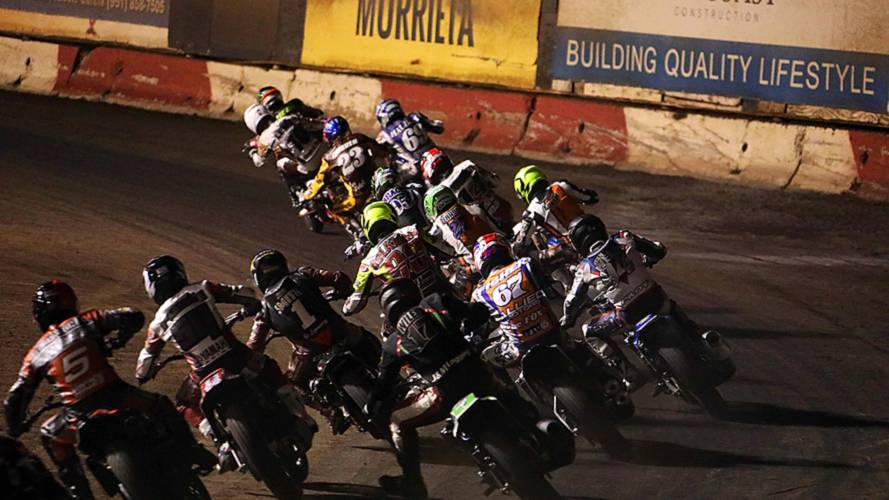 Inaugural American Flat Track Season Ends with Indian on Top