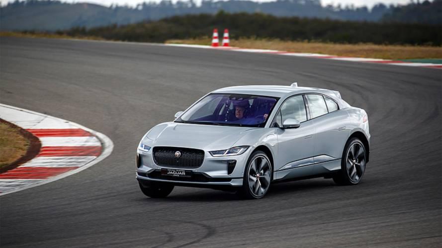 Jaguar I-Pace satışları yükselmeye devam ediyor