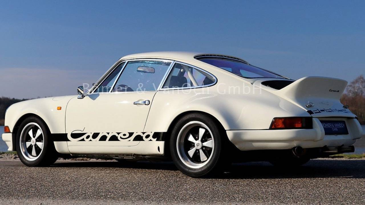 1969 Porsche 911 Carrera RS - $100,000