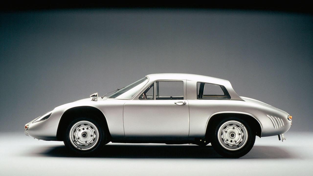 "Porsche 2000 GS-GT: ""Dreikantschaber"""