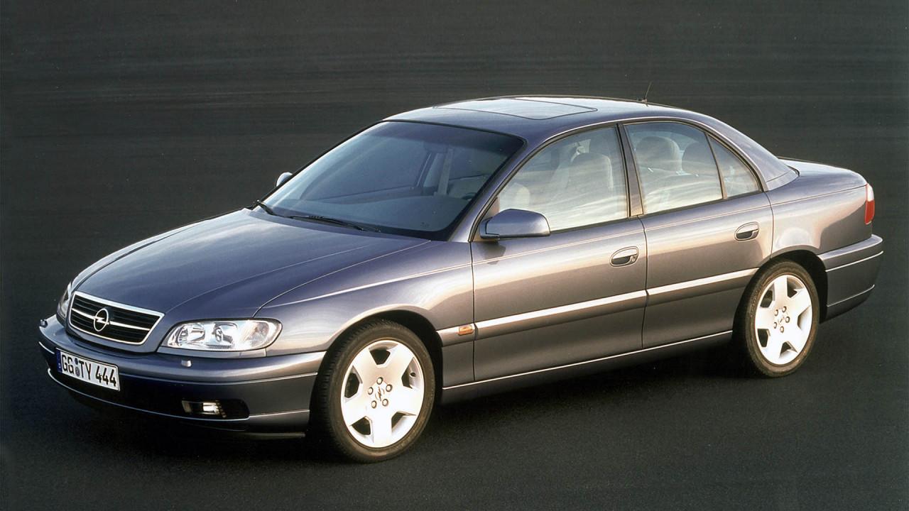 Opel Omega: BMW