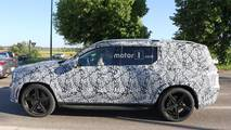 2020 Mercedes GLS spy photo