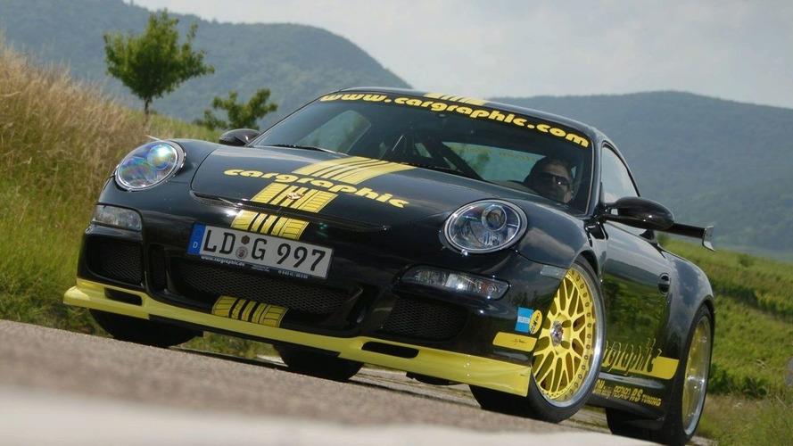 Cargraphic GT3 RSC 4.0 Test Drive