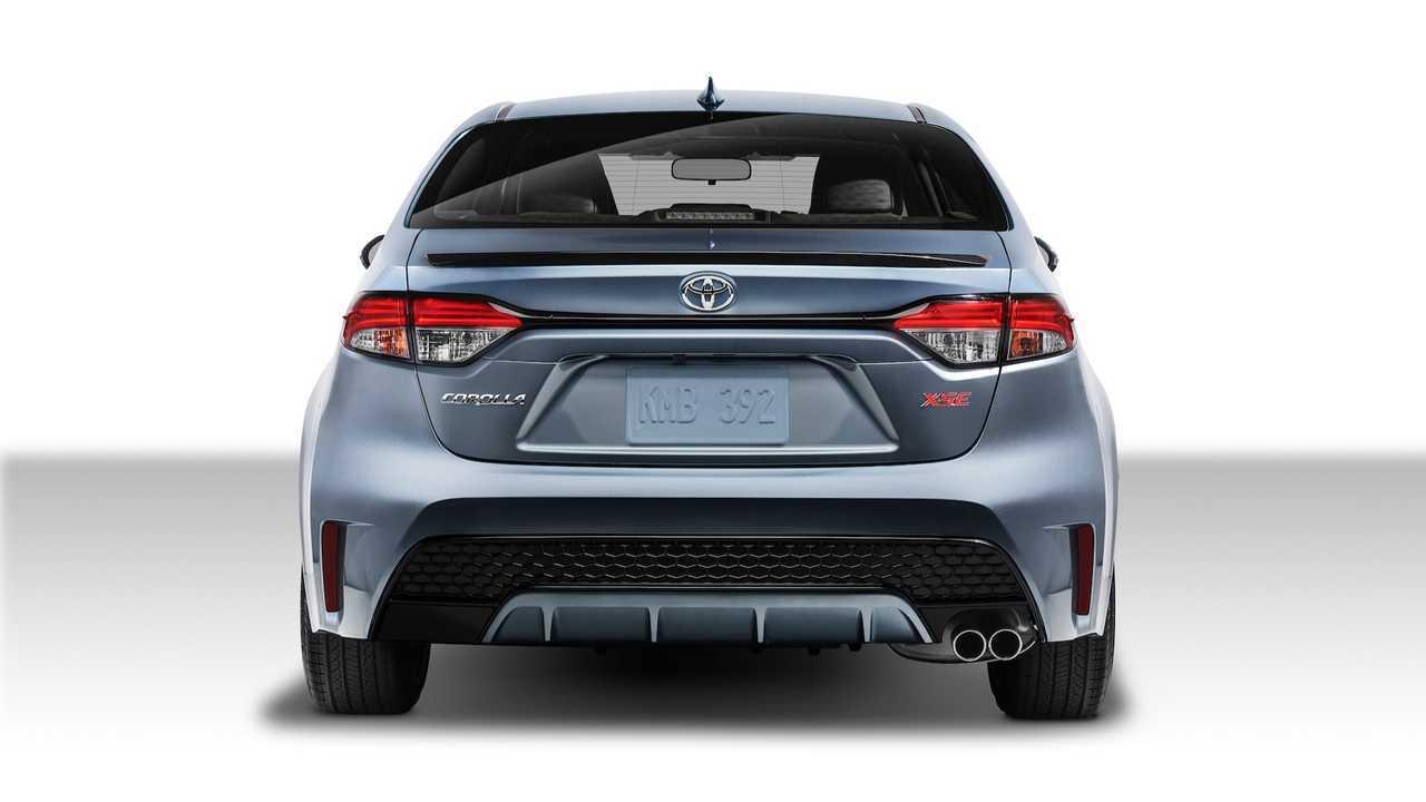 Toyota Corolla berline 2020