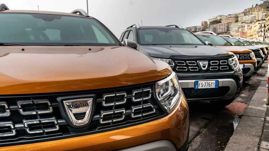 Dacia Duster GPL -  Test de consommation réelle