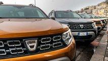Dacia Duster GPL -  Prova su strada