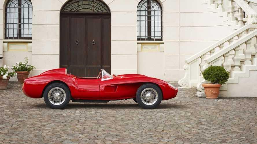 Ferrari 250 Testarossa J: revolución eléctrica, por 93.000 euros