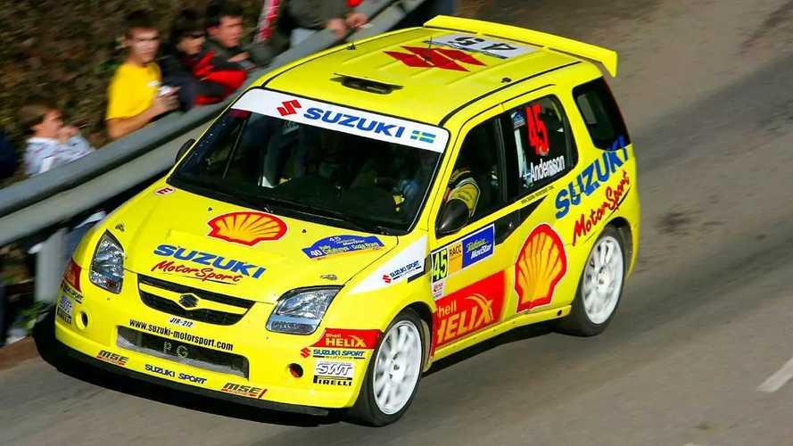 Suzuki Ignis Rallye