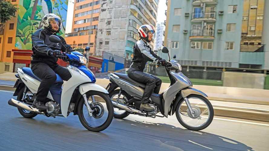 Honda lança Biz 2022; Confira os preços e o que muda