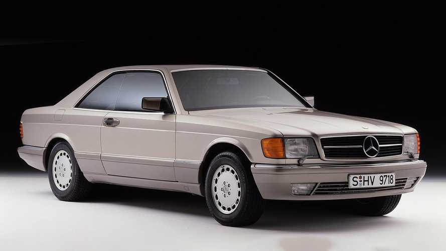 Mercedes SEC (C 126, 1981-1991): Klassiker der Zukunft?