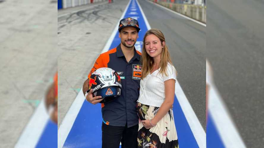 Miguel Oliveira And His Step-Sister Are Married And Having A Baby