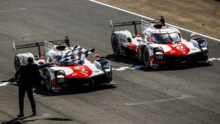 Toyota claims 1-2 in Le Mans 24 Hours with new hypercar