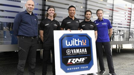 MotoGP: WithU Yamaha RNF Racing Team Reveals 2022 Rider Lineup