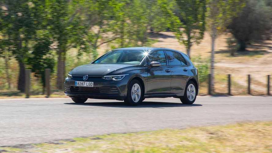 Prueba Volkswagen Golf eTSI: con motor de gasolina y etiqueta Eco