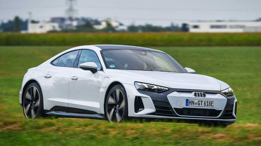 Audi e-tron GT 60 quattro (2021) im Test