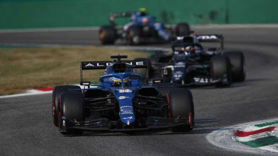 Alonso: Alpine 'best team' in F1 midfield without fastest car