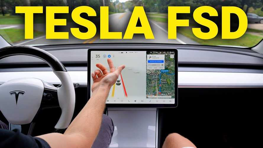 Tesla Owner Admits He Was Wrong About FSD Beta, And Here's Why
