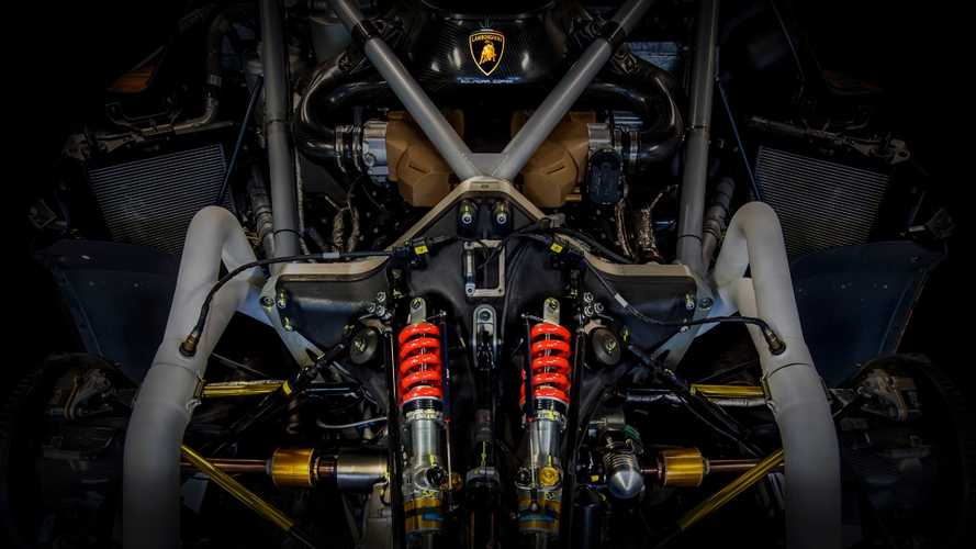 Lamborghini says the naturally aspirated V12 could survive, but only on track