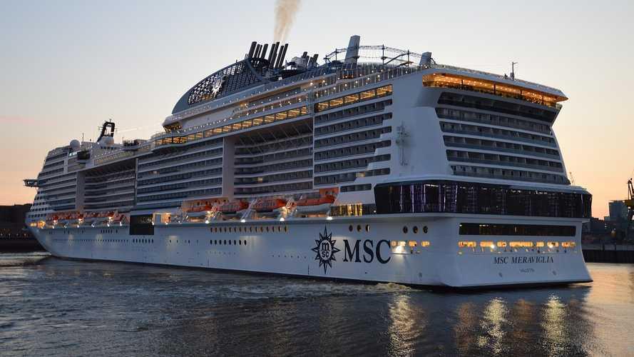 La prima nave da crociera a idrogeno del mondo sarà italiana?