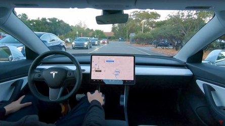 Tesla zieht Full Self Driving Betaversion 10.3 kurzzeitig zurück